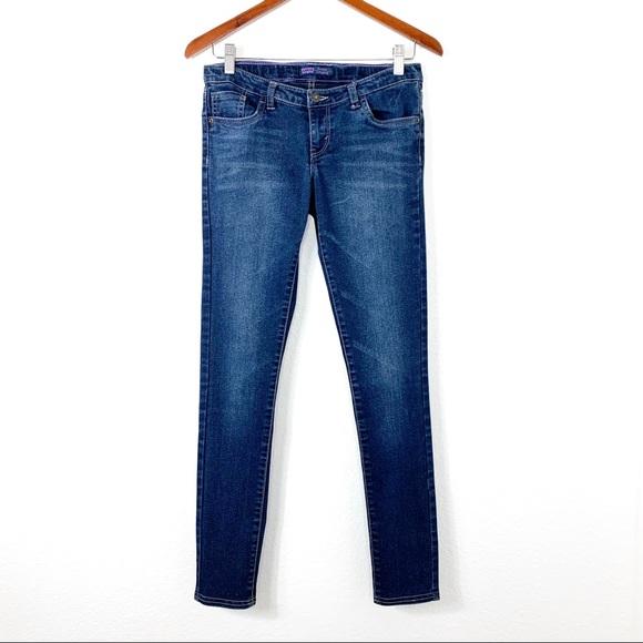 Levi's Denim Legging Skinny Ankle Jeans 16 JR